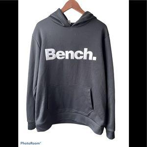 Bench black hoodie size xl